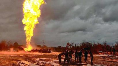 Baghjan gas well fire not spreading, says district administration