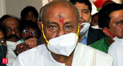 Deve Gowda, Kharge set for RS berth from Karnataka as nominations draw to a close