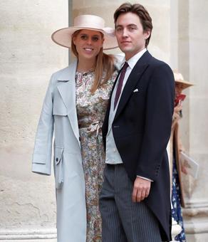 UK Queen's granddaughter weds in secret ceremony