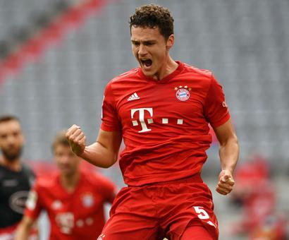 PIX: Five-star Bayern edge closer to 30th league title