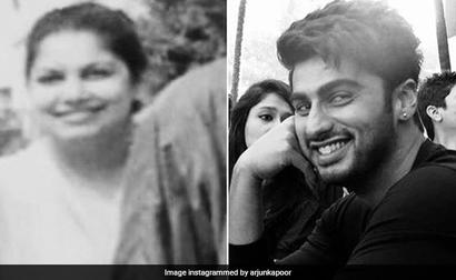 Arjun Kapoor's 'Same To Same' Pic With Mom Will Tug At Your Heartstrings