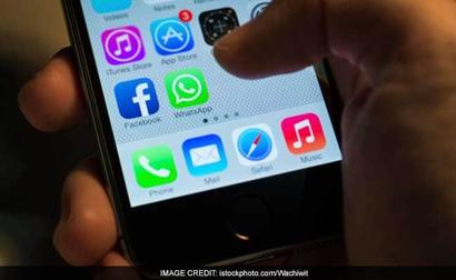 Facebook Drops Plan To Sell Ads On Whatsapp: Report