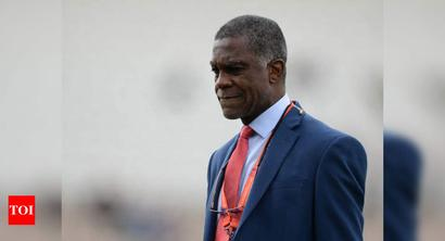 BCCI's half a million dollar donation to Cricket West Indies misused, alleges Michael Holding | Cricket News - Times of India