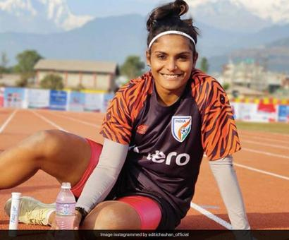 Aditi Chauhan Says Dual Advantage For India To Host Both U-17 Women's WC