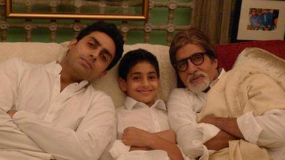 Amitabh Bachchan shares rare family pic of 3 generations in one frame, features...