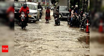 Telangana receives 18% excess rainfall