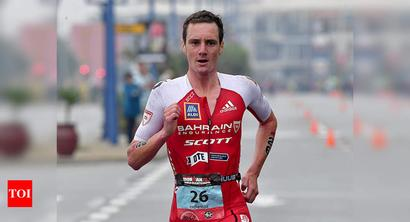 Triathlon champion Alistair Brownlee to extend Olympic career after Tokyo Games delay
