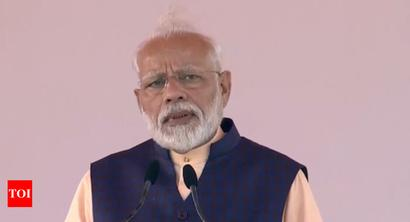 Article 370 led to terrorism; Sardar Patel's inspiration behind abrogation: PM Modi