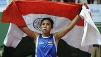 L Sarita Devi ends with bronze in Polish boxing tournament
