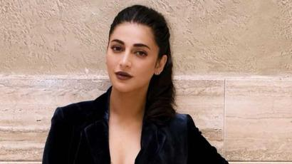 Shruti Haasan: I am aware that my surname carries a weight and it opened the doors...