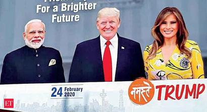 Donald Trump's India visit: Deal likely for more US oil, gas to trim trade gap