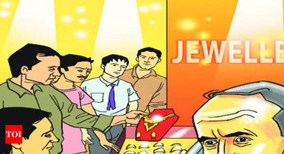 Diwali gold imports in Gujarat at five-year low