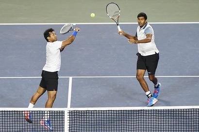 Paes in squad for Croatia Davis Cup tie