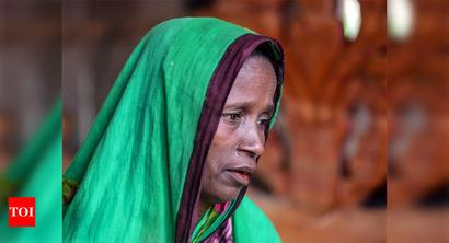 'Tiger widows' shunned as bad luck in rural Bangladesh - Times of India