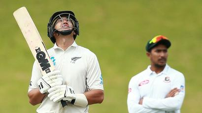 'After my first Test series against South Africa, I didn't know if I would play Test cricket again' - Ross Taylor