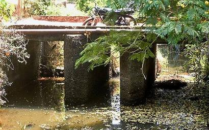 Restoration of check dams yet to begin - Rediff Realtime News