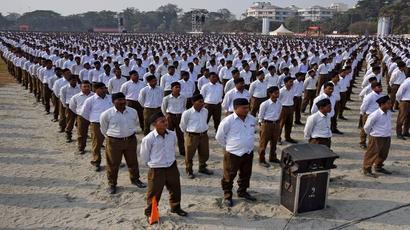 Ambedkar#39;s great grandson calls RSS a #39;terrorist organisation#39;, calls for ban