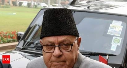 We are not criminals, says Farooq Abdullah in letter to Shashi Tharoor