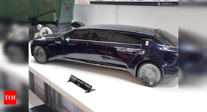 Making of indigenous Beast: Indian Limousine for President