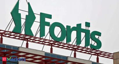 Trending stocks: Fortis Healthcare shares rise nearly 1%