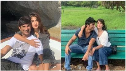 Rhea Chakraborty makes relationship with Sushant Singh Rajput Insta-official on...