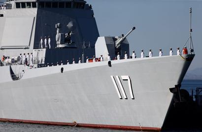 China fires 'aircraft-carrier killer' missile into SCS amid US recce