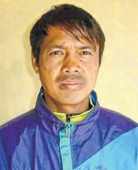 Former India International footballer Laishram Manitombi no more