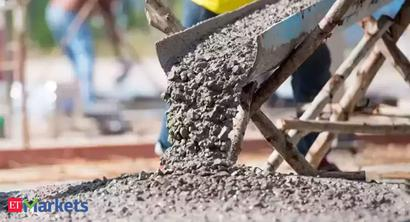 Share market update: Cement stocks mixed; Andhra Cements up 4%