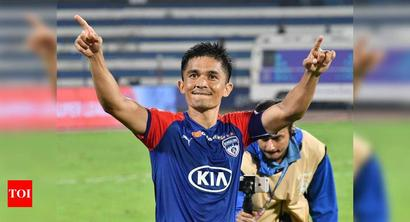 Sunil Chhetri voted AFC Asian Cup 2019's 'favourite player' in fan poll