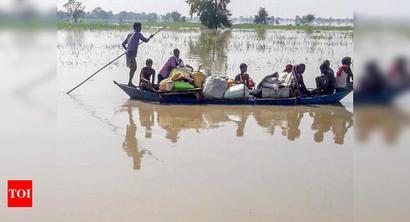 Six lakh more hit by floods in Bihar