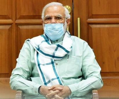 Befitting reply to those eyeing India's territory: PM on Ladakh face-off