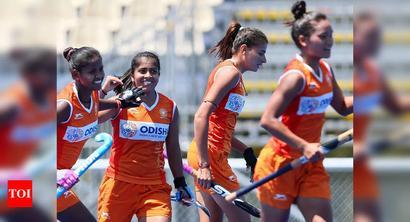 Indian women's hockey team begin New Zealand tour with 4-0 win