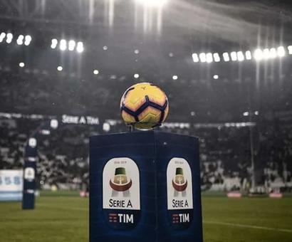 Serie A Await Govt Green Light After Three-Month Suspension