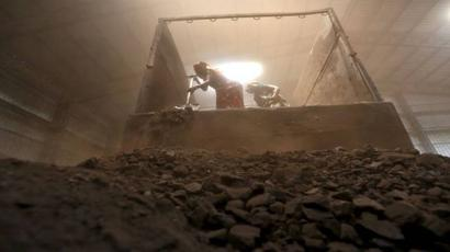 India#39;s annual coal power output falls for first time in a decade