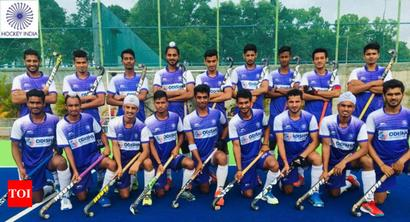 Hockey India names 18-member junior team for Sultan of Johor Cup