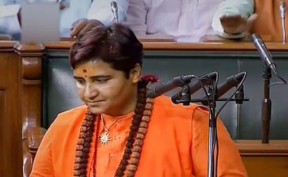 Pragya Thakur's Complaint Against Rahul Gandhi May Go To Parliament Panel