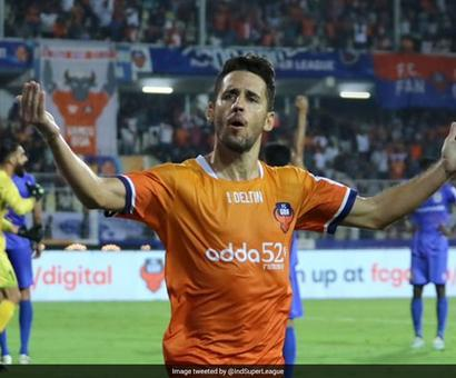 ISL: FC Goa Rout Mumbai City 5-2 To Go 3 Points Clear On Top Of The Table