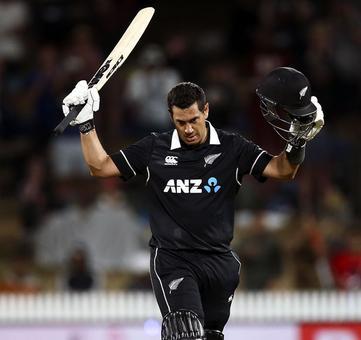 PHOTOS: New Zealand stun India after Taylor-cut ton