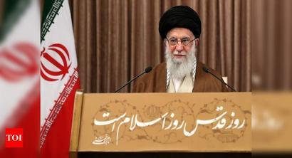 Iran's Khamenei creates Hindi Twitter account