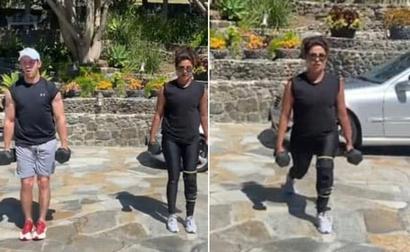 After Katrina Kaif, It's Priyanka Chopra Giving Us Fitness Motivation