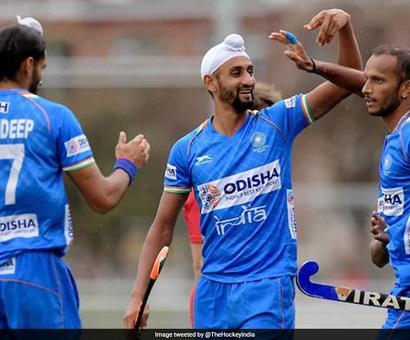 Indian Men's Hockey Team Starts Campaign vs NZ, Women Face Netherlands