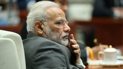 PM Modi emplanes for New Delhi after wrapping up #39;very productive#39; BRICS Summit
