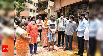 Thane: Family of Covid victim performs his last rites for the second time
