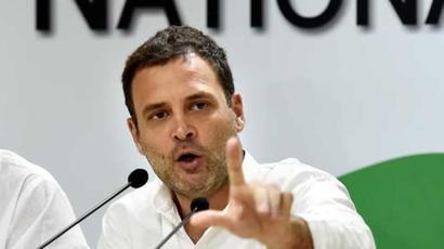 Rahul Gandhi to hold meet in Dungarpur today