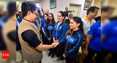 We respect HC decision on NSFs, will keep helping athletes: Rijiju