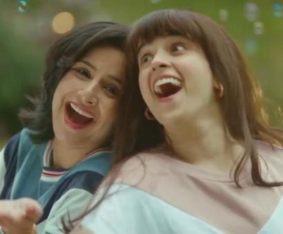 Sanya Malhotra shares her experience on working with Vidya Balan on the sets of upcoming film `Shakuntala Devi`