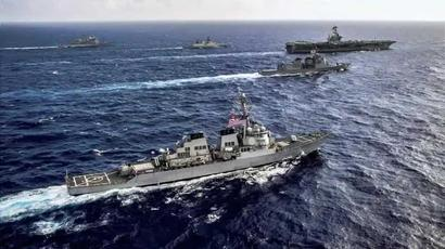 India to invite Australia to Malabar naval exercise, Quad stands up to China