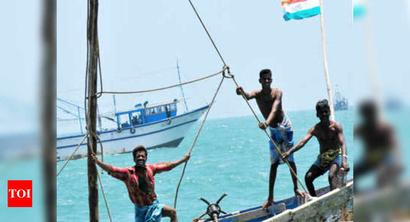 Sri Lankan navy detains 11 Indian fishermen