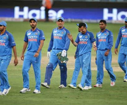 Asia Cup: Listless India survive Hong Kong scare in opener