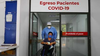 Mexico now has third highest Covid-19 death toll in the world